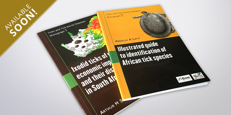 Image for Ticks and Tick-Borne Diseases Monographs - Not available yet
